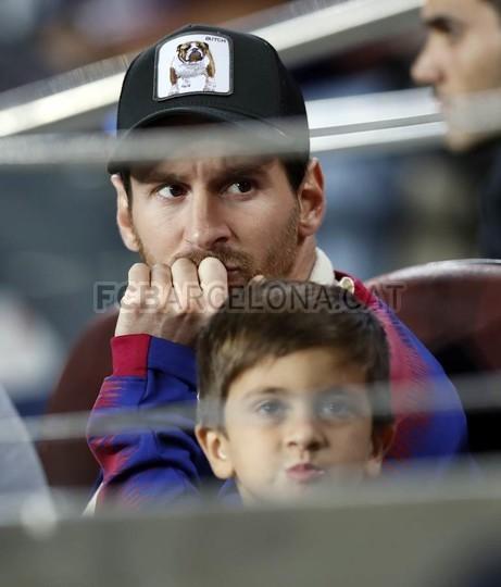 صور مباراة : برشلونة - إنتر ميلان 2-0 ( 24-10-2018 )  101552631