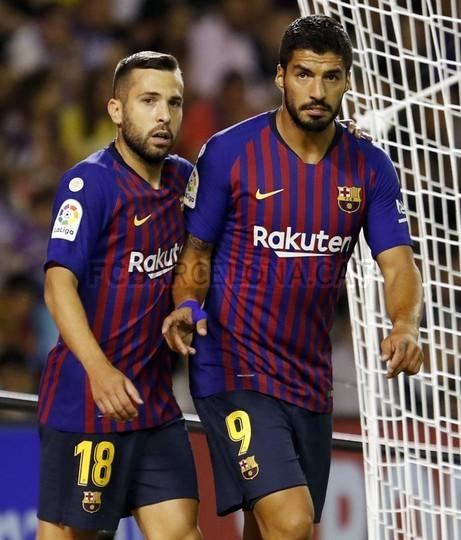 صور مباراة : بلد الوليد - برشلونة 0-1 ( 25-08-2018 )  96768503