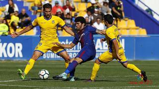 Alcorcón 1 - 1 FC Barcelona B