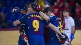 Barça Lassa 5 - Follonica 1 (partido completo)