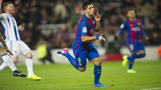 FC Barcelona 5 - Real Sociedad 2 (1 minuto)