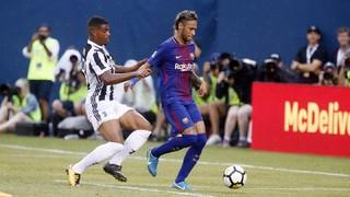 Juventus - FC Barcelona (1 minute)