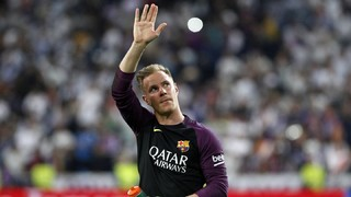 Ter Stegen saves the day in the Bernabéu