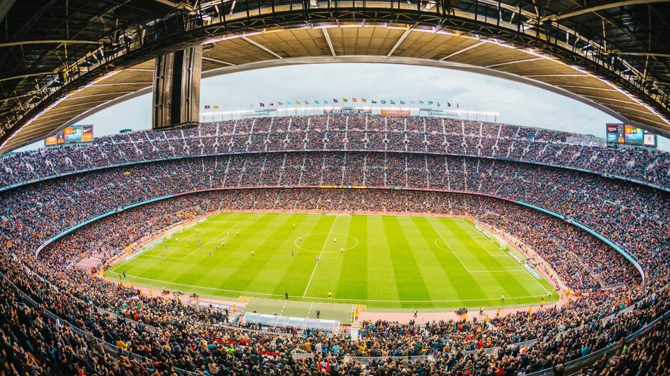 conditions for entrance to and presence on fc barcelona sports