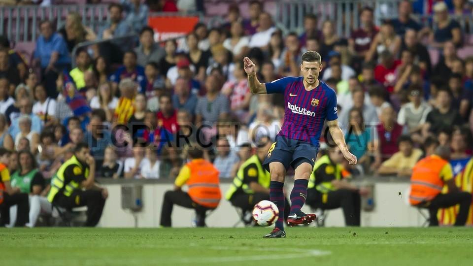 صور مباراة : برشلونة - هويسكا 8-2 ( 02-09-2018 )  97440248