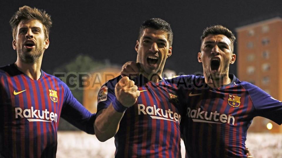 صور مباراة : رايو فاليكانو - برشلونة 2-3 ( 03-11-2018 )  102038520
