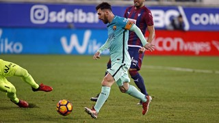 Messi's moments of magic at Ipurua