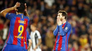 FC Barcelona 0 - Juventus 0
