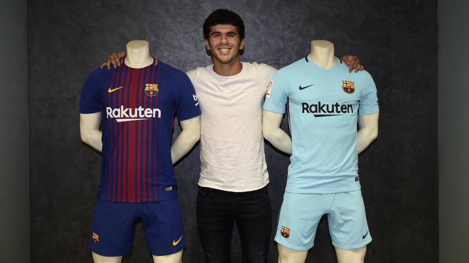 Camiseta FC Barcelona Aleñá