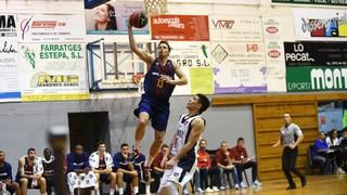 Barça Lassa-San Lorenzo de Almagro: Nou test per seguir amb la preparació (85-95)