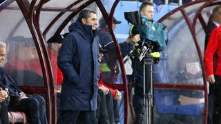 Ernesto Valverde reflects on 'difficult win' at Ipurua