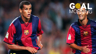Goal Morning! Rivaldo's goal in Carlos Tartiere