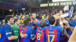 FC Barcelona Lassa 30 - Bada Huesca 29 (ASOBAL)