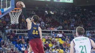 FC Barcelona Lassa 89 – Unicaja 70 (ACB)