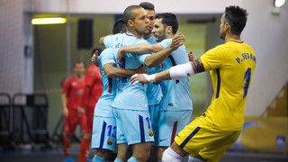Ekonomac - Barça Lassa: Paso de gigante que acerca la Final Four (2-3)