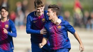 FC Barcelona - Nàstic de Tarragona (3-1)