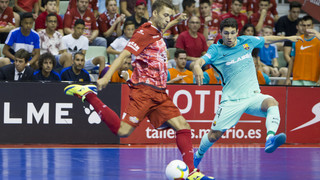 ElPozo Murcia 3 - FC Barcelona Lassa 2 (Playoff LNFS)