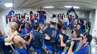 FC Barcelona B v Real Racing Club: Promotion to Division 2A! (0-0)