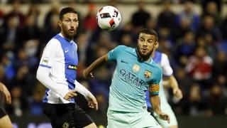 Hércules 1 - FC Barcelona 1