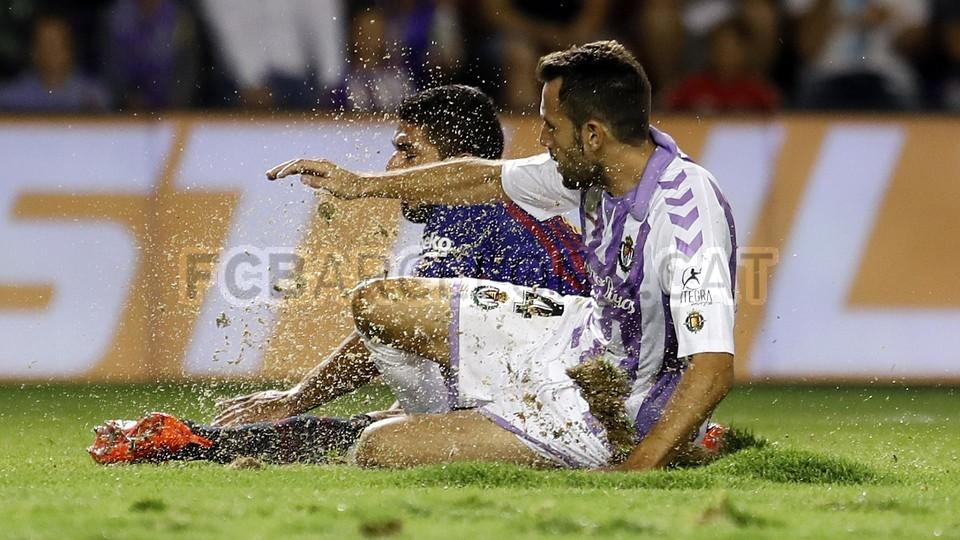 صور مباراة : بلد الوليد - برشلونة 0-1 ( 25-08-2018 )  96768509