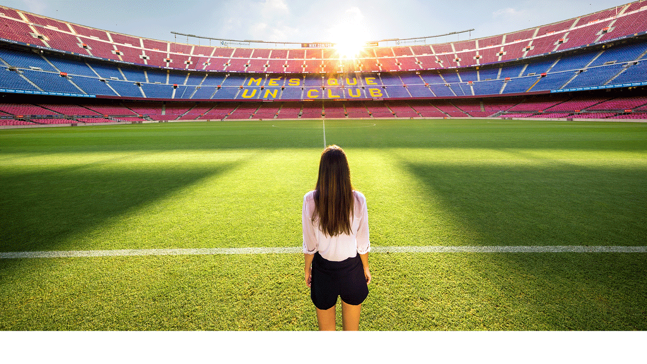 Camp Nou Experience Tour Museum Official FC Barcelona Page - 10 soccer stadiums you need to visit