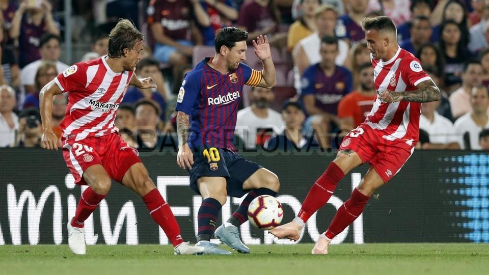 صور مباراة : برشلونة - جيرونا 2-2 ( 23-09-2018 )  99533821