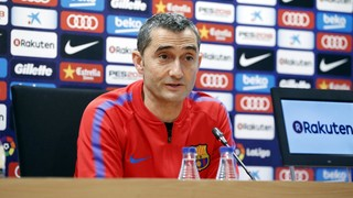 Ernesto Valverde warns of a Málaga in desperate need of points