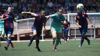 Llevant 2 - FC Barcelona 1 (Liga)