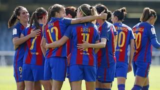 FC Barcelona 5 - Sporting Huelva 1