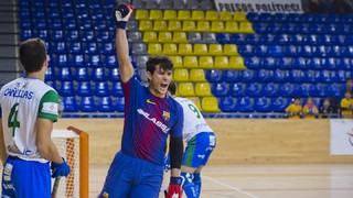 Barça Lassa 4-1 ICG Software Lleida: Tough challenge overcome