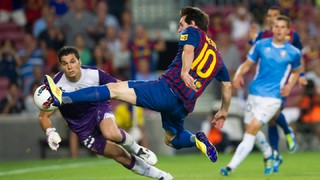 Barça's 8-goal output against Huesca is nothing new