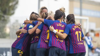 Espanyol - Barça Women: Great win in the derby! (0-3)