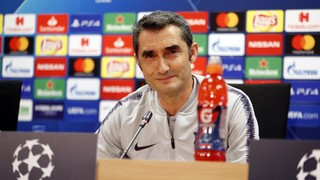 Ernesto Valverde: 'We must strike first