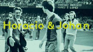 Horacio y Johan (programa especial)