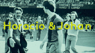 Horacio i Johan (programa especial)