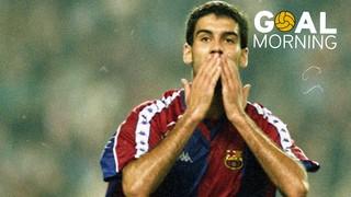 Goal Morning! Today Guardiola turns 47! Happy Birthday!