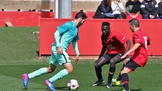 RCD Mallorca 2 - Juvenil A 0