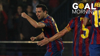 GOAL MORNING!!! Xavi vs Villarreal