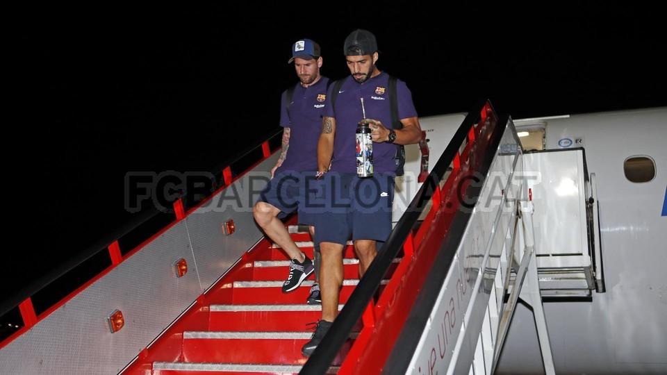 هكذا كانت الرحلة من برشلونة إلى سان سيباستيان 98423322