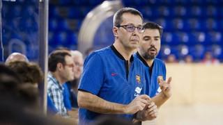 Les sensacions d'Edu Castro, Pablo Álvarez i Sergi Panadero després del partit contra el PAS Alcoi
