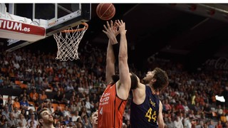 València Bàsket 83 - FC Barcelona Lassa 61 (ACB)