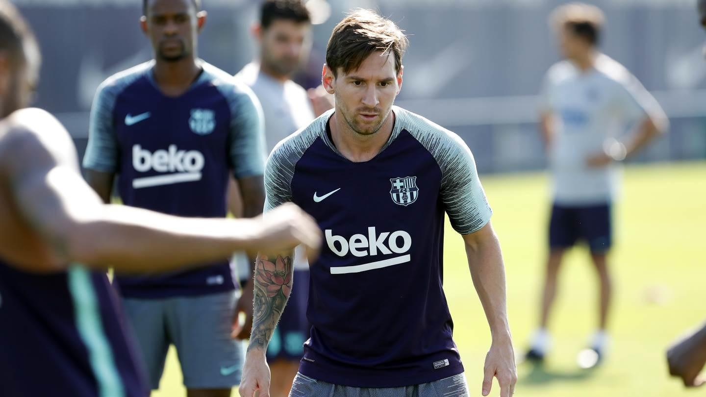 تدريبات مكثفة في برشلونة استعداداً لمباراة الأحد ضد جيرونا 21-09-2018 99246874