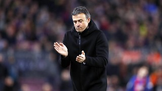 "Luis Enrique: ""One of the best games of the season"""