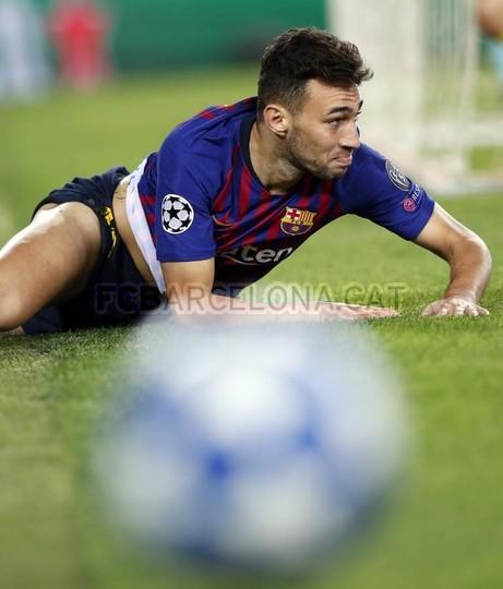 صور مباراة : برشلونة - إنتر ميلان 2-0 ( 24-10-2018 )  101552667