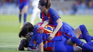 FC Barcelona 2 - Rosengard 0 (WCL)