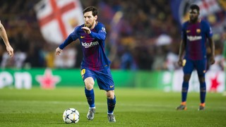 Lionel Messi's match against Chelsea, in detail