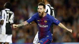 FC Barcelona 3 - Juventus 0 (1 minut)