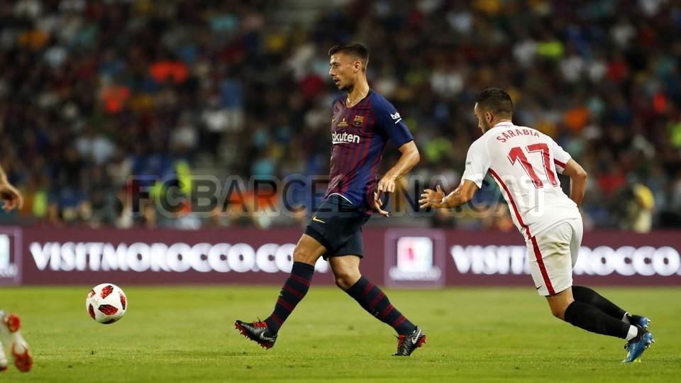 صور مباراة : برشلونة - إشبيلية 2-1 ( 13-08-2018 )  95762715