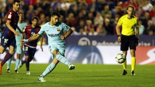 Llevant 5 - FC Barcelona 4 (3 minutos)