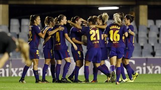 FC Barcelona Women – Avaldsnes IL: Into the last 16 (2-0)